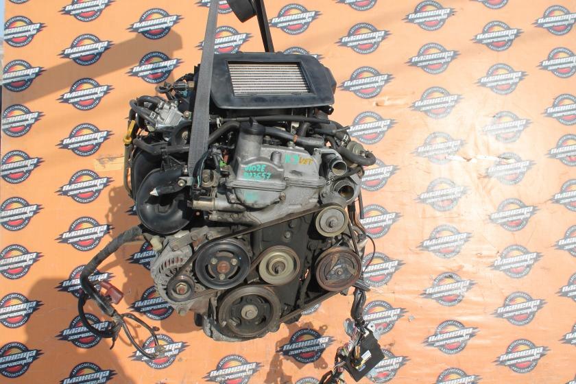 Двс Toyota Cami J102E K3VET (б/у)