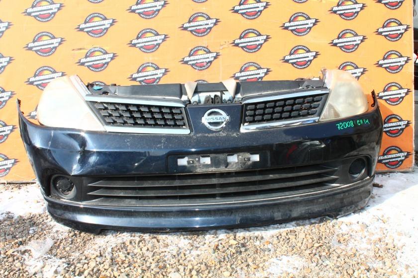 Ноускат Nissan Tiida Latio C11 HR15DE (б/у)