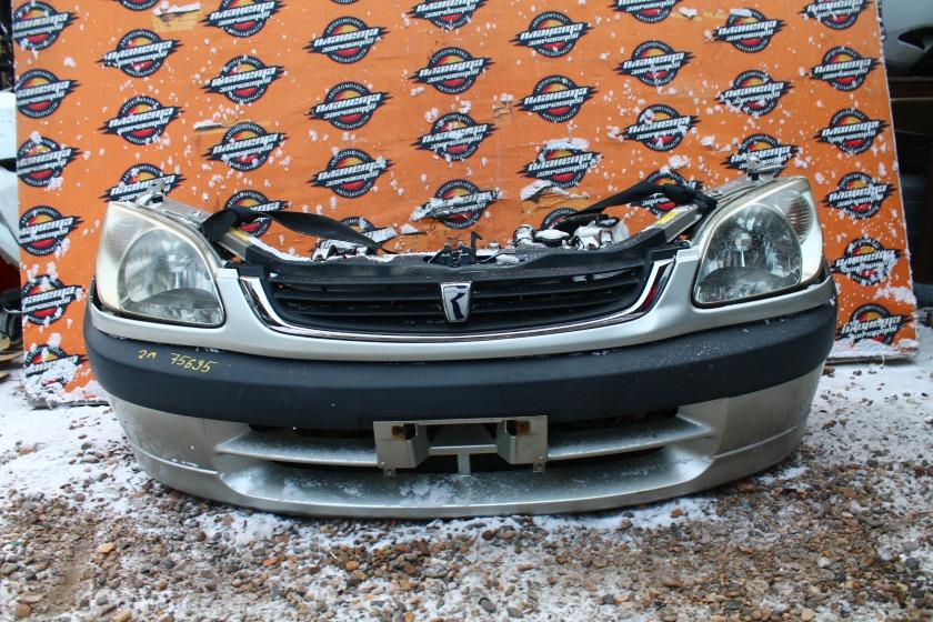 Ноускат Toyota Raum EXZ15 5E-FE (б/у)