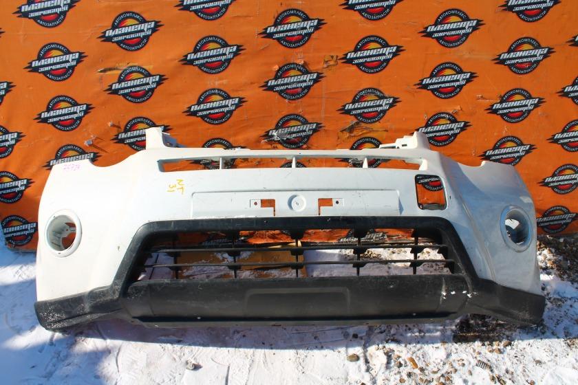Бампер Nissan X-Trail NT31 передний (б/у)