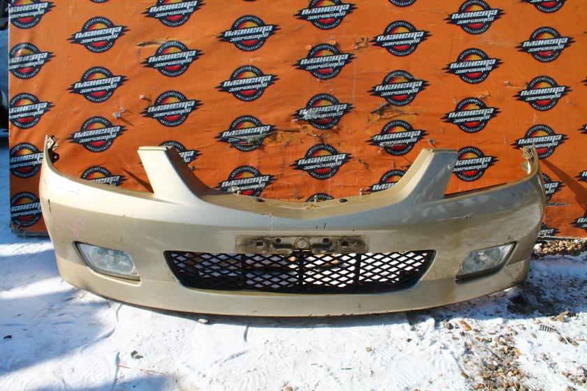Бампер Mazda Familia BJ3P передний (б/у)