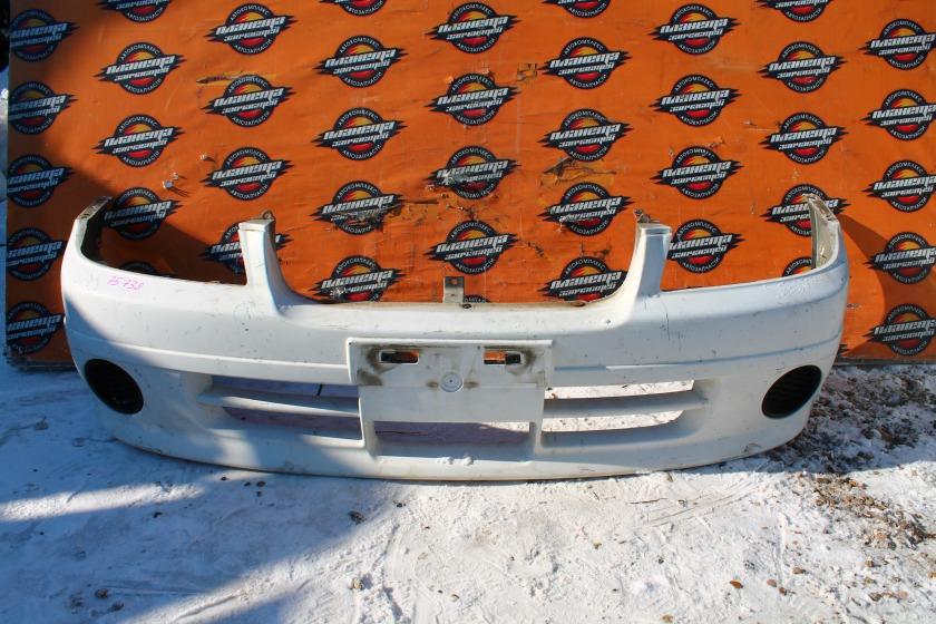 Бампер Nissan Expert W11 передний (б/у)