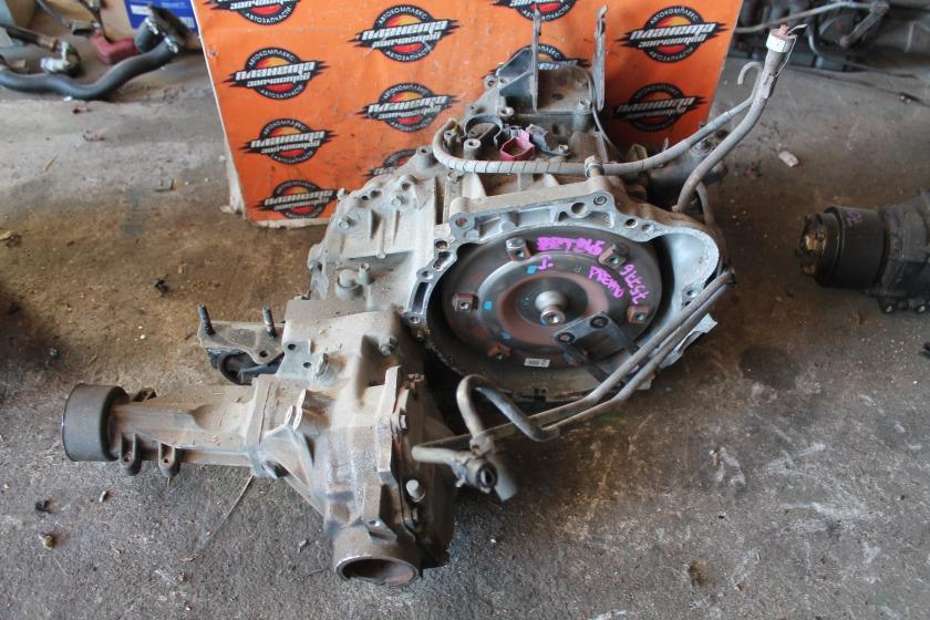 Акпп Toyota Allion ZZT245 1ZZ-FE (б/у)