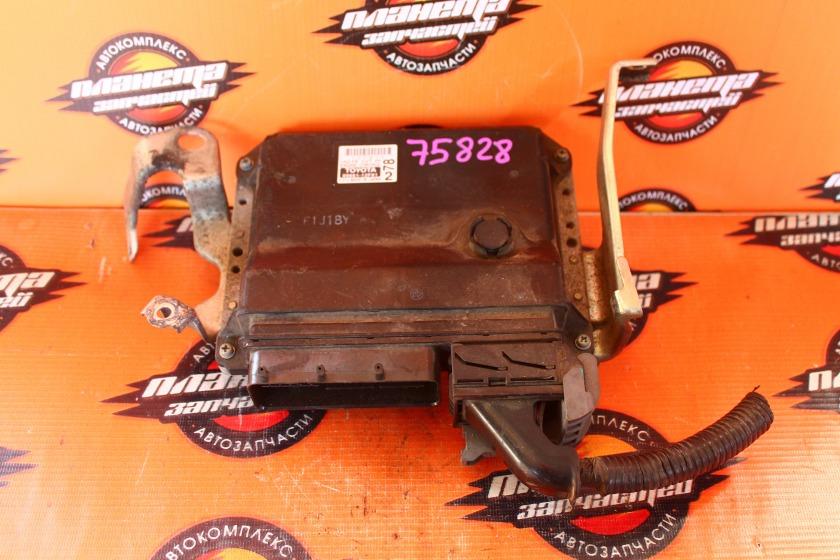 Блок efi Toyota Corolla Axio NZE141 1NZFE (б/у)