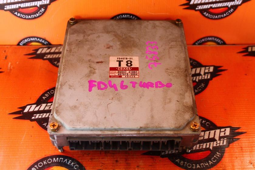 Блок efi Nissan Diesel MK120ES FD46T (б/у)