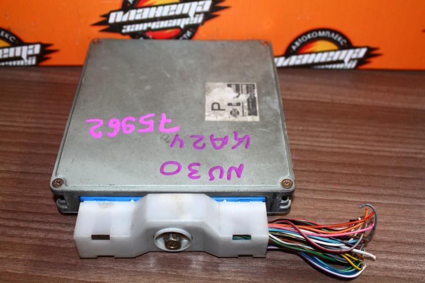 Блок управления акпп Nissan Bassara NU30 KA24 (б/у)