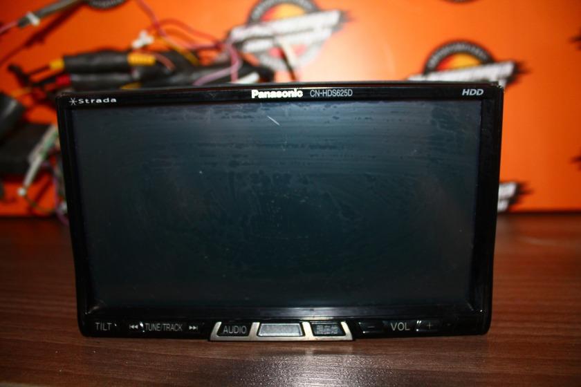 Магнитола Panasonic Cn-Hds625D (б/у)