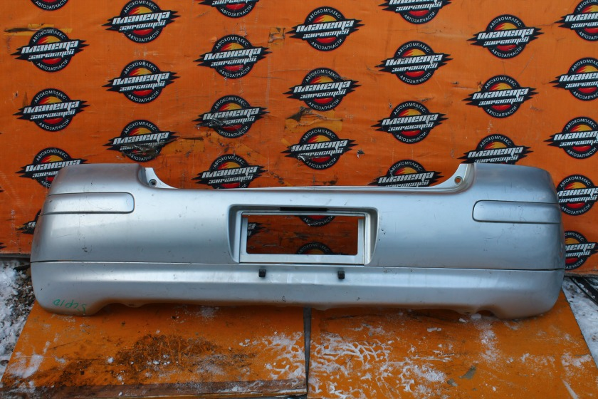 Бампер Toyota Vitz SCP10 задний (б/у)