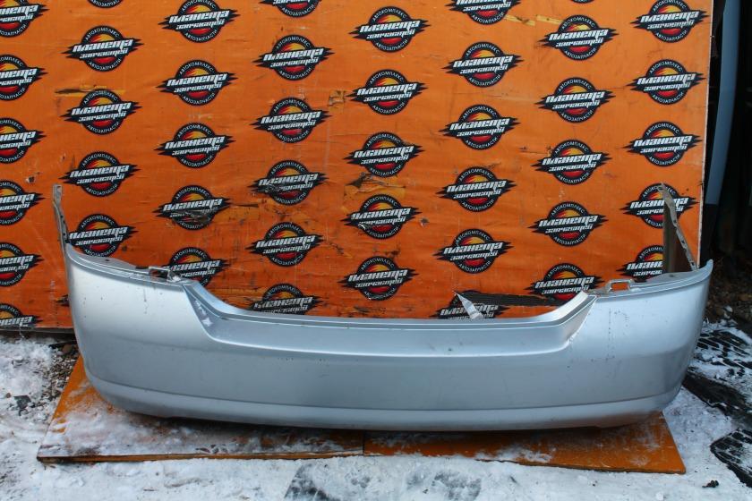 Бампер Nissan Tiida Latio C11 задний (б/у)