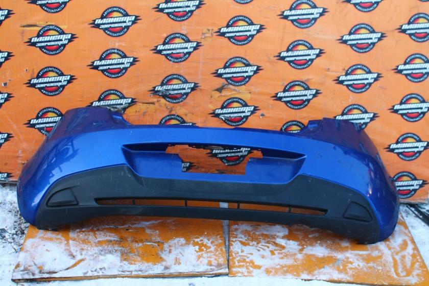 Бампер Mazda Demio DE3FS задний (б/у)