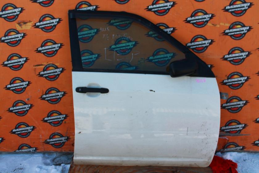 Дверь боковая Toyota Succeed NCP51 передняя правая (б/у)