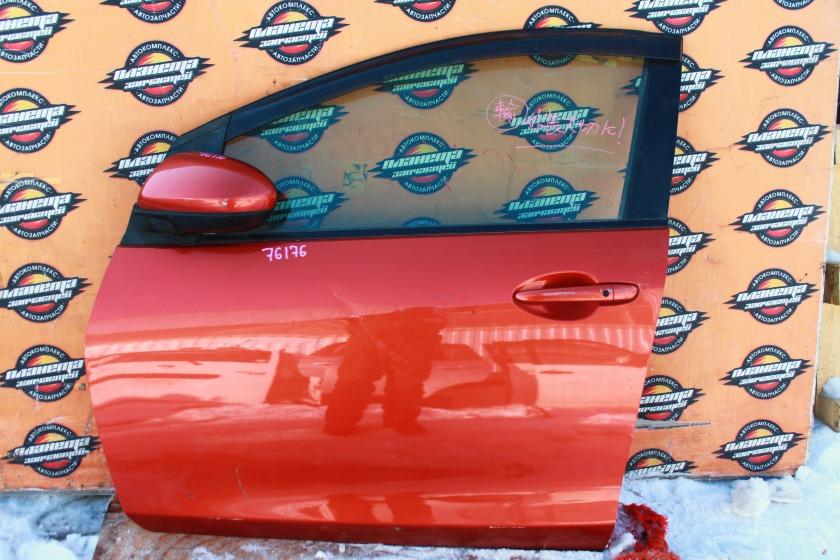 Дверь Mazda Demio DE3FS передняя левая (б/у)