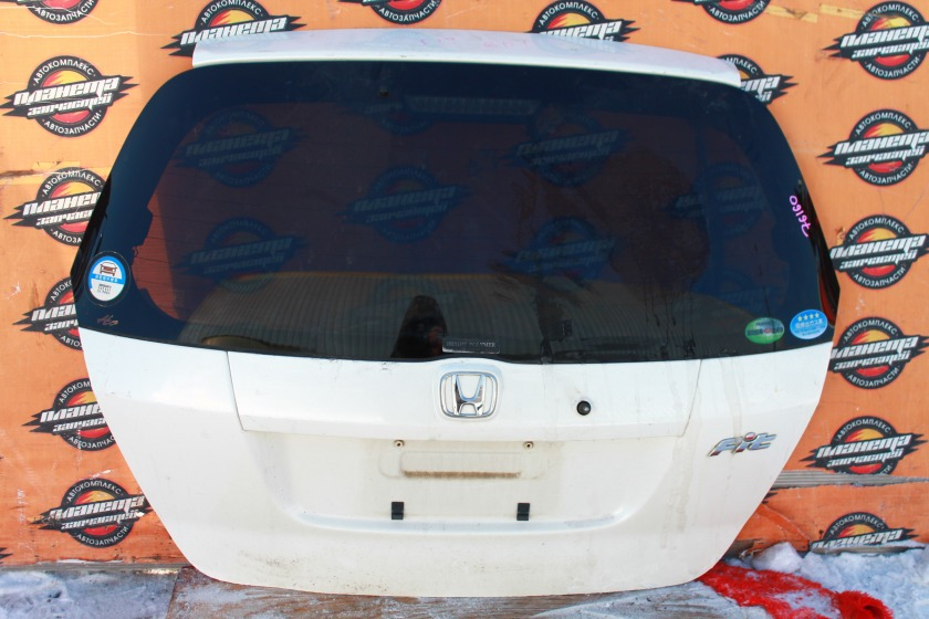 Дверь 5-я Honda Fit GD1 задняя (б/у)