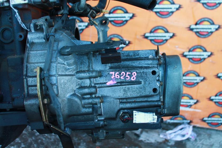 Мкпп Toyota Duet M100A EJ-VE (б/у)
