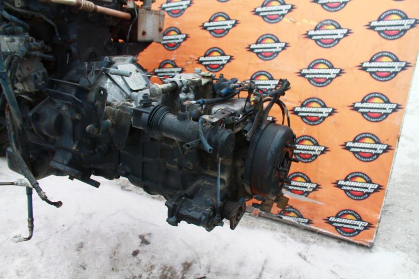 Мкпп Nissan Diesel MK122C FD46T (б/у)