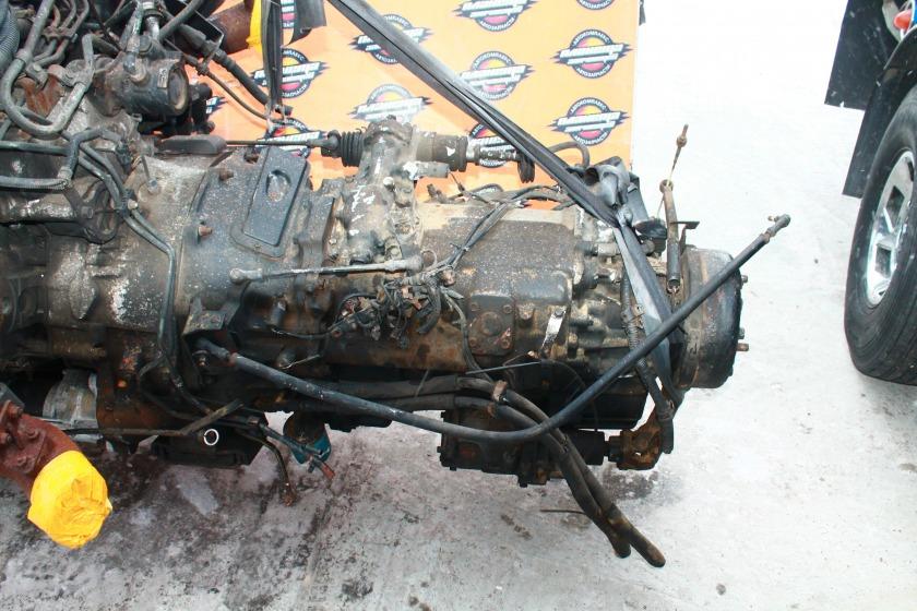 Мкпп Nissan Diesel RH8 (б/у)