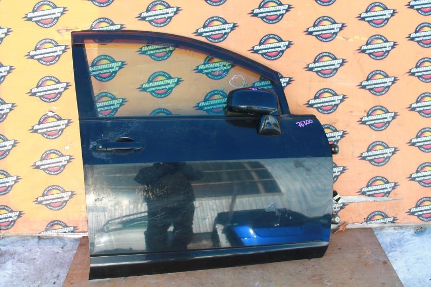 Дверь боковая Nissan Tiida C11 передняя правая (б/у)