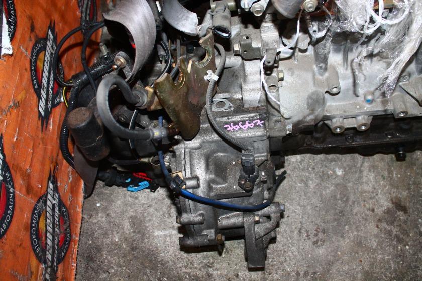 Мкпп Mazda Axela BK5P ZY (б/у)
