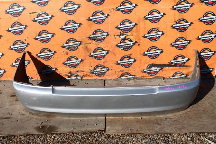 Бампер Mitsubishi Lancer CK2A задний (б/у)