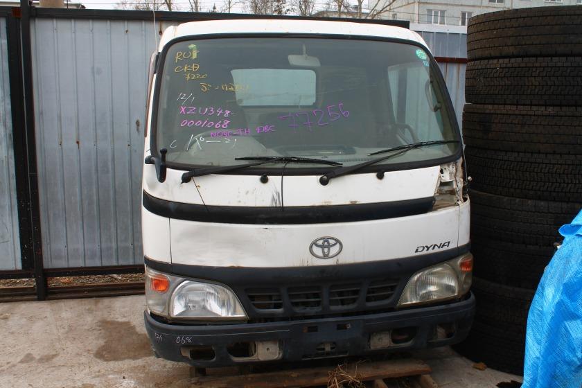 Кабина Toyota Dyna XZU348 N04C-TH (б/у)