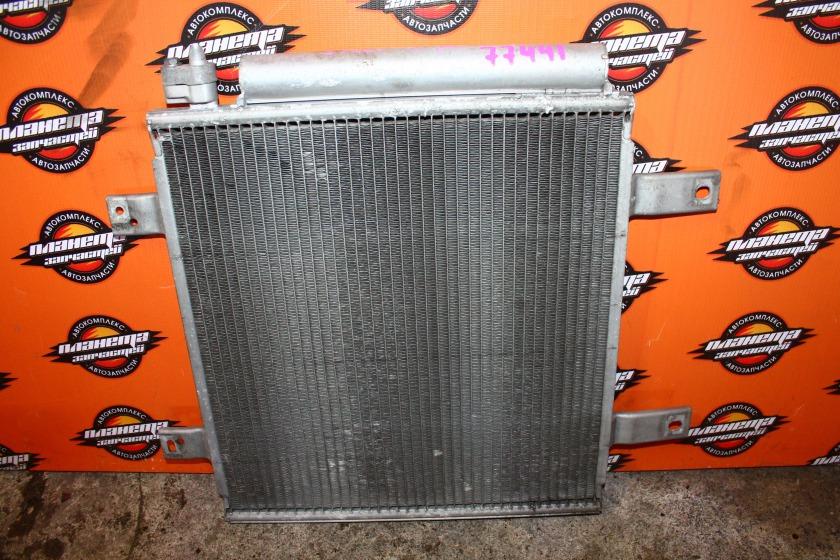 Радиатор кондиционера Daihatsu Hijet S321V KF-DET (б/у)