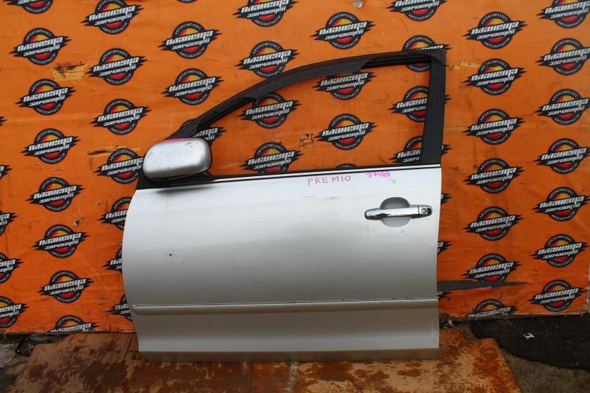 Дверь боковая Toyota Premio NZT240 передняя левая (б/у)
