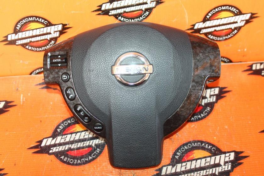 Подушка безопасности водителя Nissan Serena C25 (б/у)