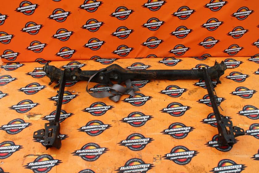 Балка подвески Nissan Ad VY11 QG15DE задняя (б/у)