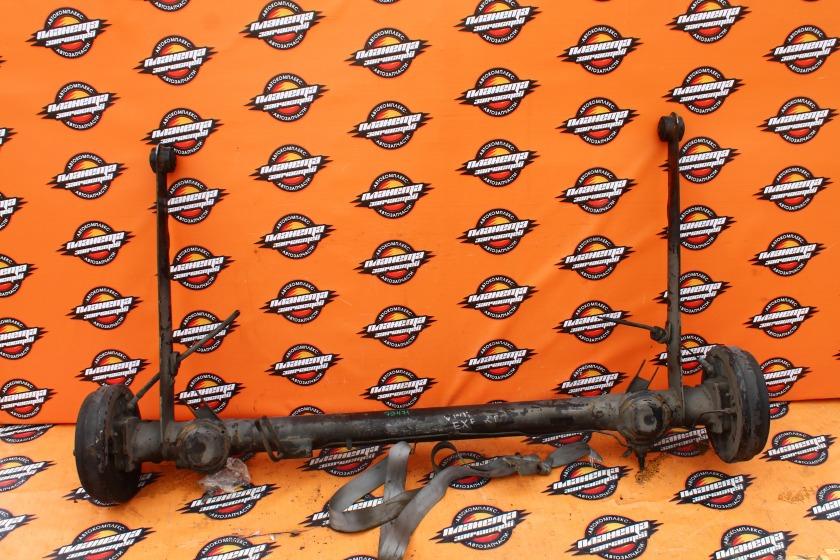 Балка подвески Nissan Expert VW11 QG18DE задняя (б/у)