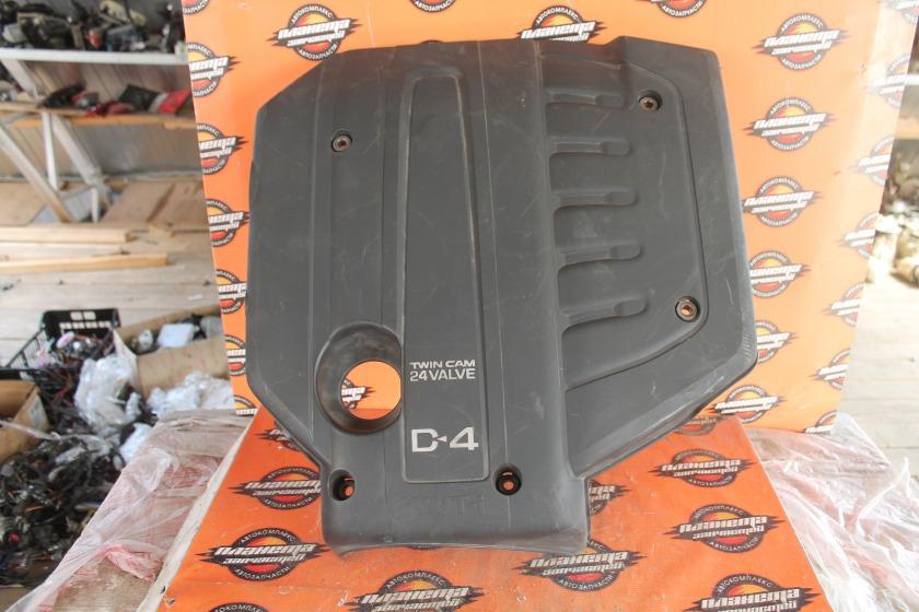 Крышка двигателя Toyota Verossa JZX110 1JZ-FSE передняя (б/у)
