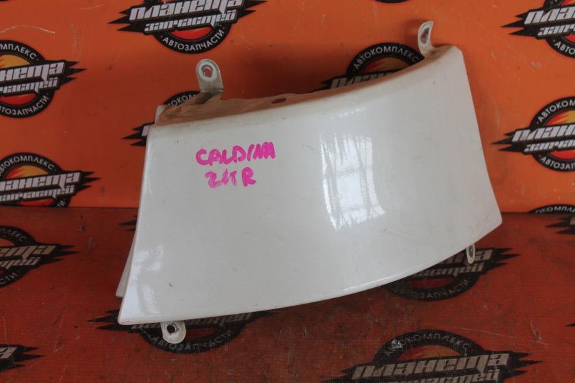 Планка под стоп Toyota Caldina ST215 3S-GE задняя правая (б/у)