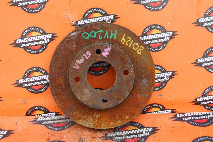 Диск тормозной Nissan Nv200 VM20 HR16 передний (б/у)