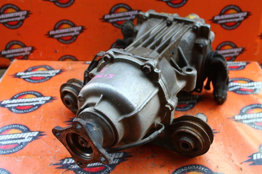 Редуктор Nissan Dualis J10 MR20DE задний (б/у)
