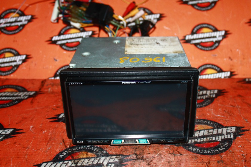 Магнитола Panasonic Cn-Hds630D (б/у)