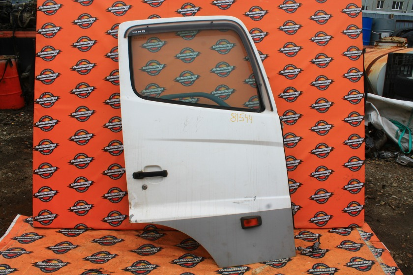 Дверь боковая Hino Profia GN2PPW передняя правая (б/у)