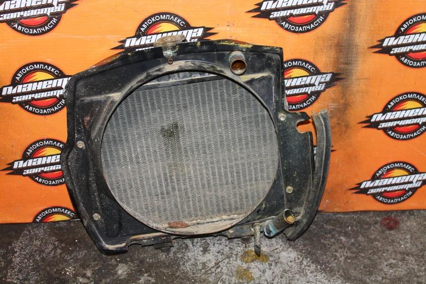 Радиатор основной Yanmar 3TNC80 F200 (б/у)