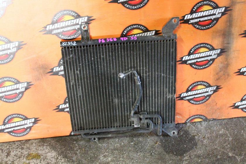 Радиатор кондиционера Mitsubishi Canter FE568B 4D35 (б/у)