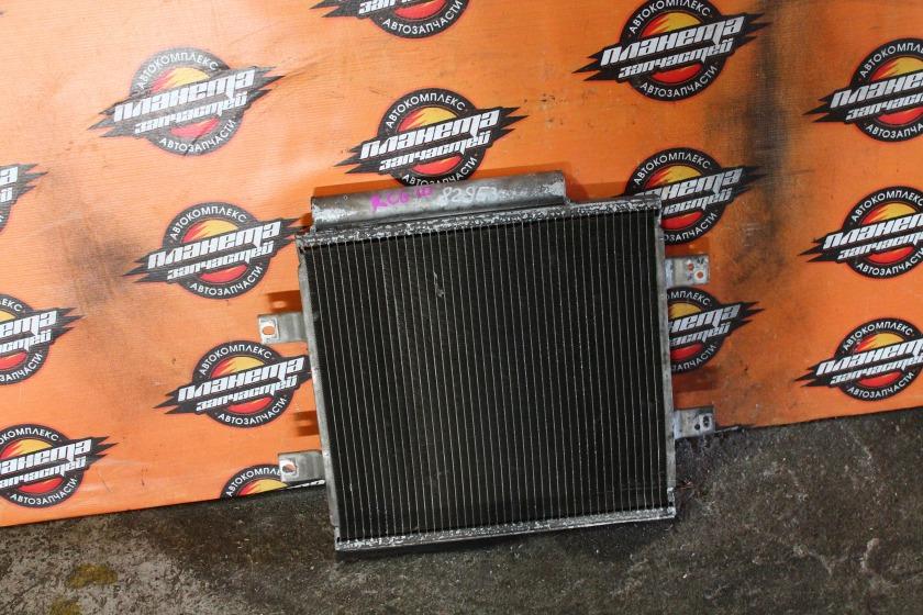 Радиатор кондиционера Toyota Passo KGC10 1KR-FE (б/у)