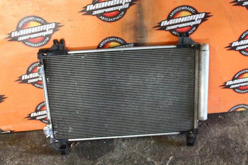 Радиатор кондиционера Toyota Ractis SCP100 2SZ-FE (б/у)