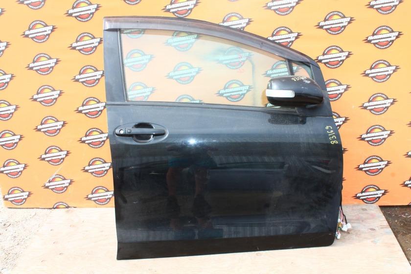 Дверь боковая Toyota Vitz KSP90 передняя правая (б/у)
