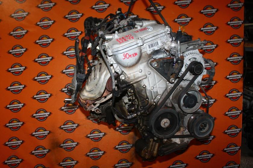 Двс Toyota Voxy ZRR70 3ZR-FE (б/у)
