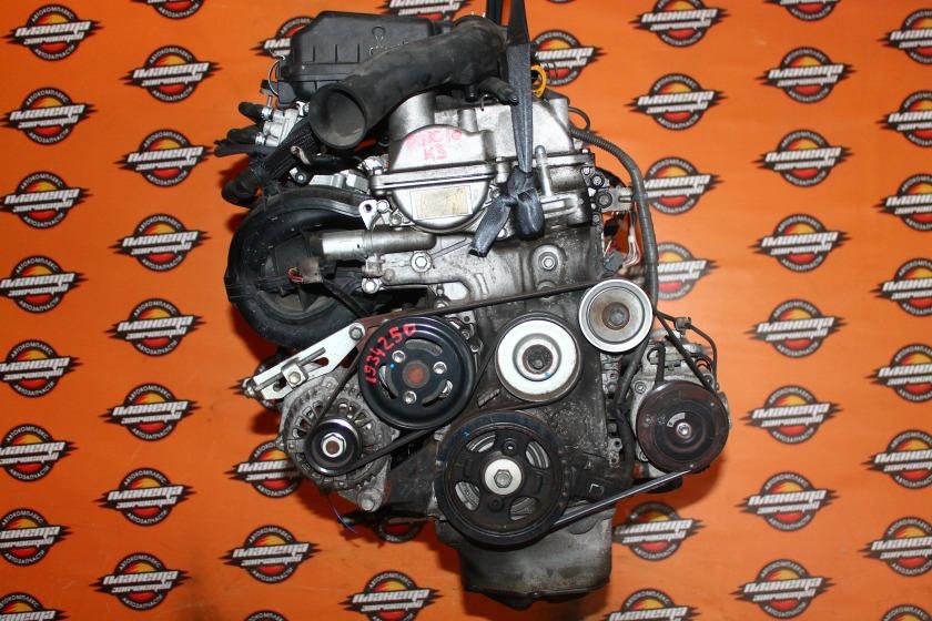 Двс Toyota Passo QNC10 K3-VE (б/у)