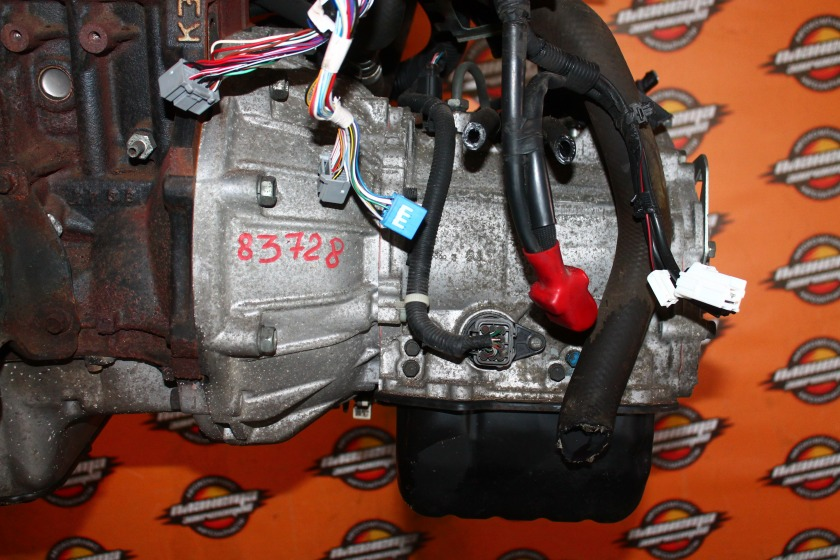 Акпп Toyota Passo QNC10 K3-VE (б/у)