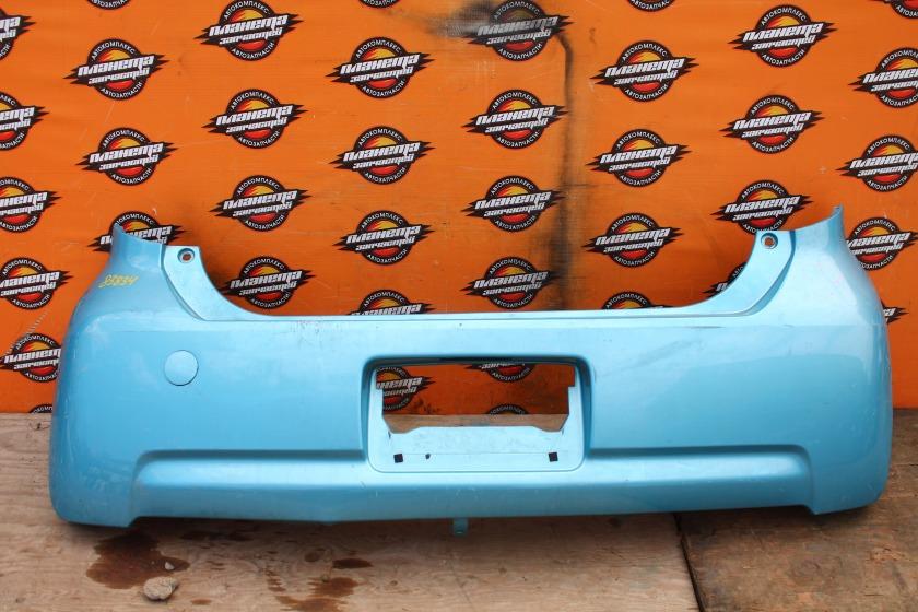 Бампер Toyota Passo KGC10 задний (б/у)