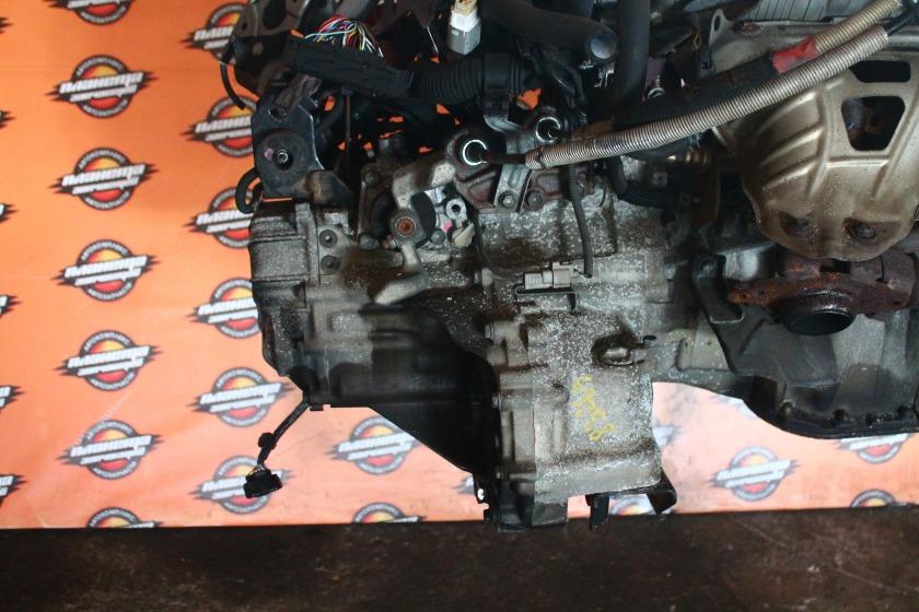 Мкпп Toyota Vitz NCP91 1NZ-FE (б/у)