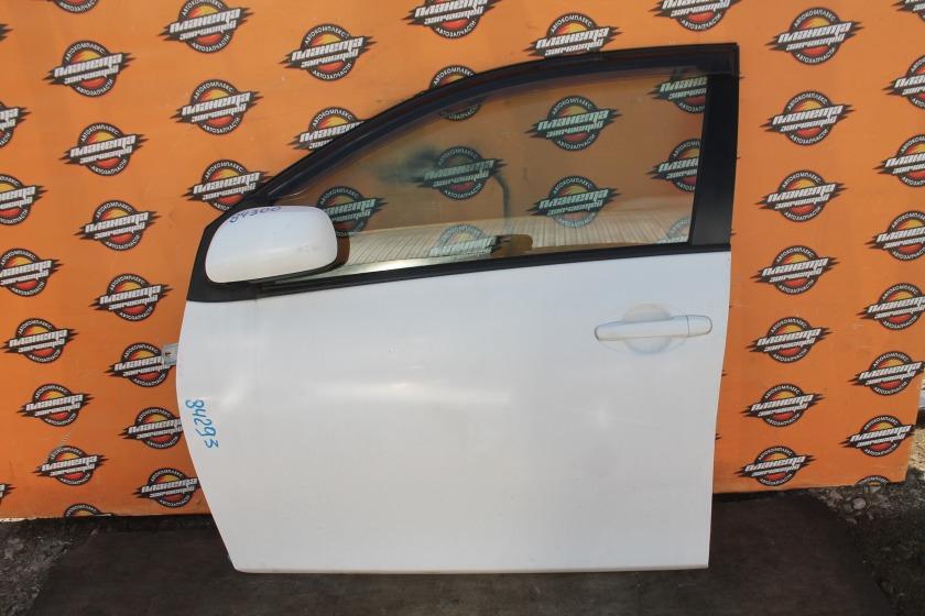 Дверь боковая Toyota Corolla Axio NZE141 передняя левая (б/у)