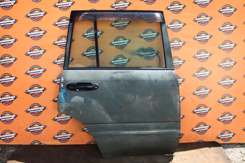 Дверь боковая Toyota Land Cruiser HDJ101K задняя правая (б/у)