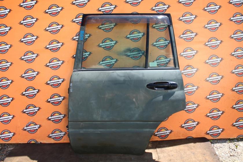 Дверь боковая Toyota Land Cruiser HDJ101K задняя левая (б/у)
