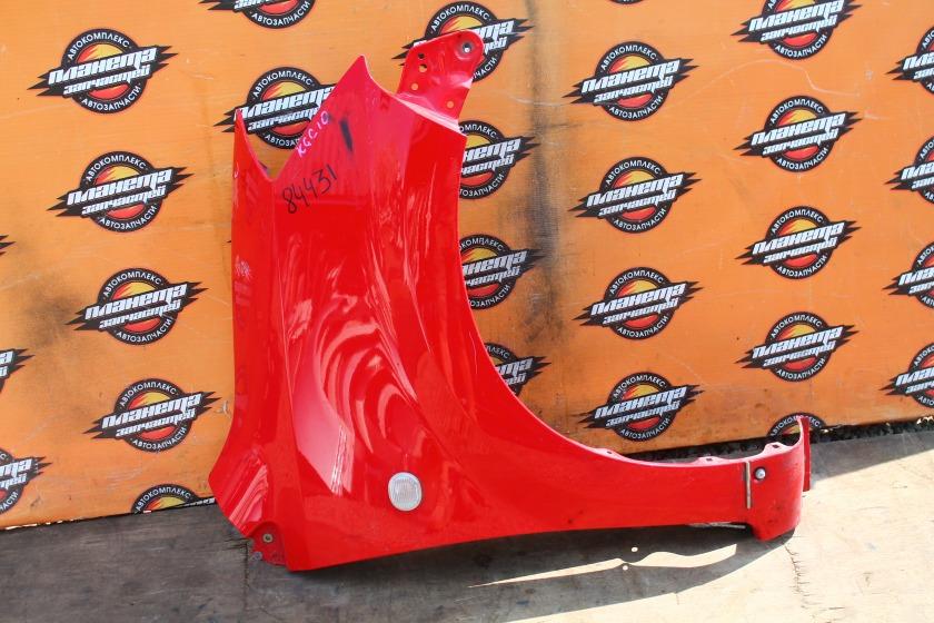 Крыло Toyota Passo KGC10 1KR-FE переднее правое (б/у)