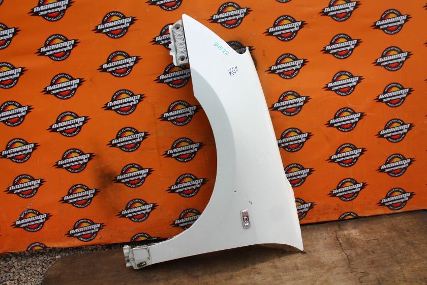 Крыло Nissan Bluebird Sylphy KG11 переднее левое (б/у)